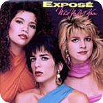 Image: Expose - Let Me Be The One