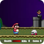 Image: Super Mario Flash
